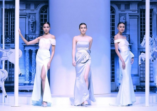 Sustainable Filipino fashion show helping sustain lives in the Philippines