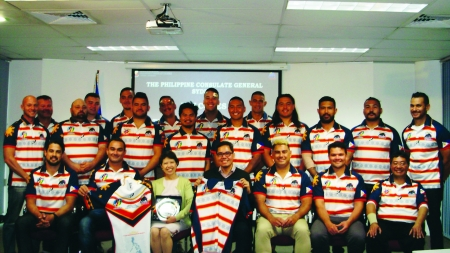 PHILIPPINE NATIONAL RUGBY LEAGUE EMERGING NATIONS WORLD CHAMPIONSHIPS JOURNEY