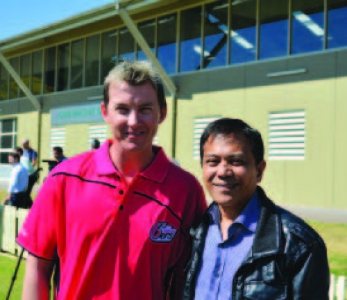 Talented young cricketers get an extra chance to shine