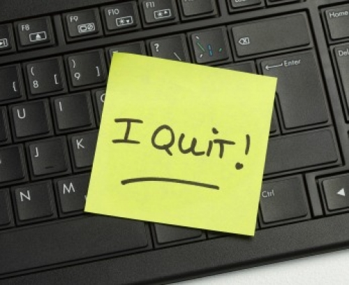 BENEFITS OF STRATEGIC QUITTING