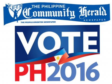 Follow Philippine Community Herald Newspaper on Facebook and share your opinion.