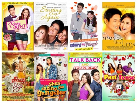 8 Pinoy Romantic Comedies for Your Valentine's Day Movie Marathon